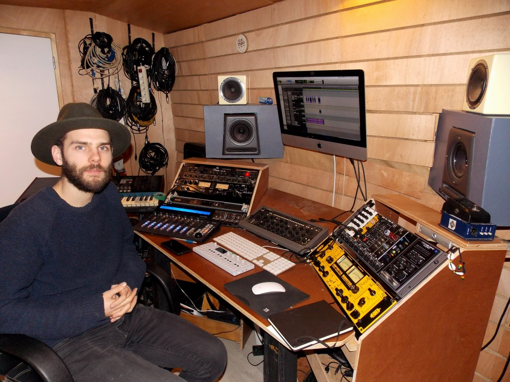 Benjamin Mathieu - Road Studio