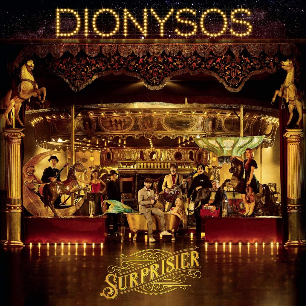 Surprisier Dionysos